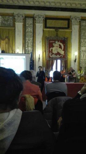 Presentazione progetto Ricibo 15 marzo 2017